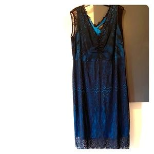 LANE BRYANT Dress, perfect for date night!